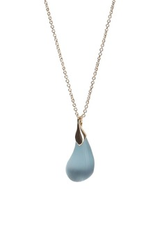 Alexis Bittar Dew Drop Pendant Necklace