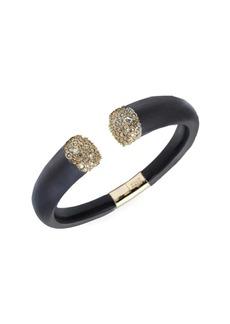 Alexis Bittar Essentials Knot 10K Gold & Crystal Bracelet