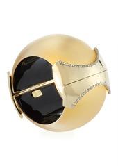Alexis Bittar Large Dome Hinge Bracelet