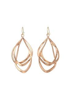 Alexis Bittar Liquid Gold Orbiting Wire Earrings