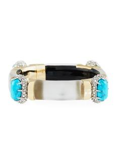 Alexis Bittar Medium Square Lucite Bracelet