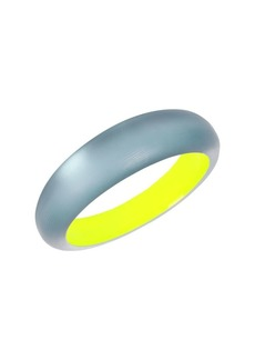 Alexis Bittar Medium Tapered Lucite Bangle Bracelet