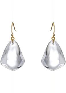 Alexis Bittar Pebble Wire Earrings
