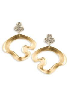 Alexis Bittar Roxbury Muse Freeform Earrings