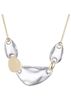 Alexis Bittar Small Watery Link Necklace
