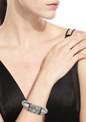 Alexis Bittar Stone Cluster Hinge Bracelet