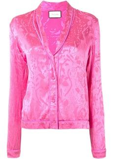 Alexis Cadi pajama-style blouse