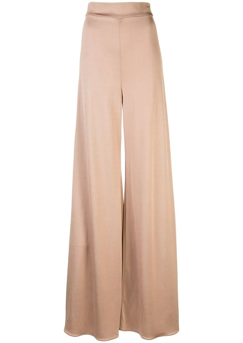 Alexis Camilo high-waisted trousers