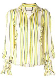 Alexis Catina striped shirt