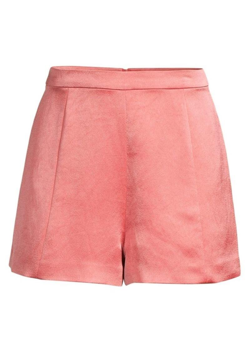 Alexis Chance Crepe Shorts