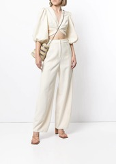 Alexis Colman wide-leg trousers