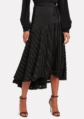 Alexis Danos Wrap Skirt