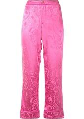 Alexis Desna pajama-style trousers
