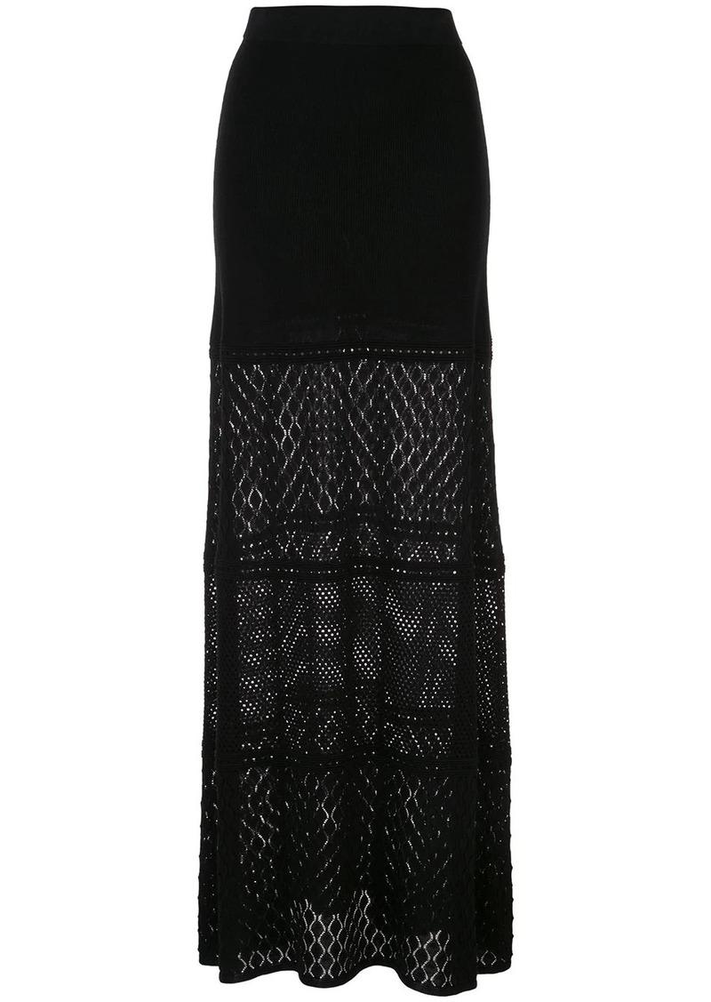Alexis Ecco maxi skirt
