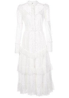 Alexis Evarra ruffled dress