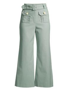 Alexis Everette Crop Flare Pants