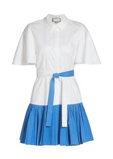 Alexis Felipa Contrast Mini Dress