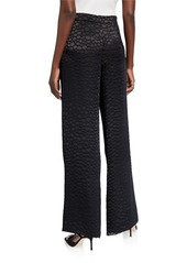 Alexis Galini Wide-Leg Pants