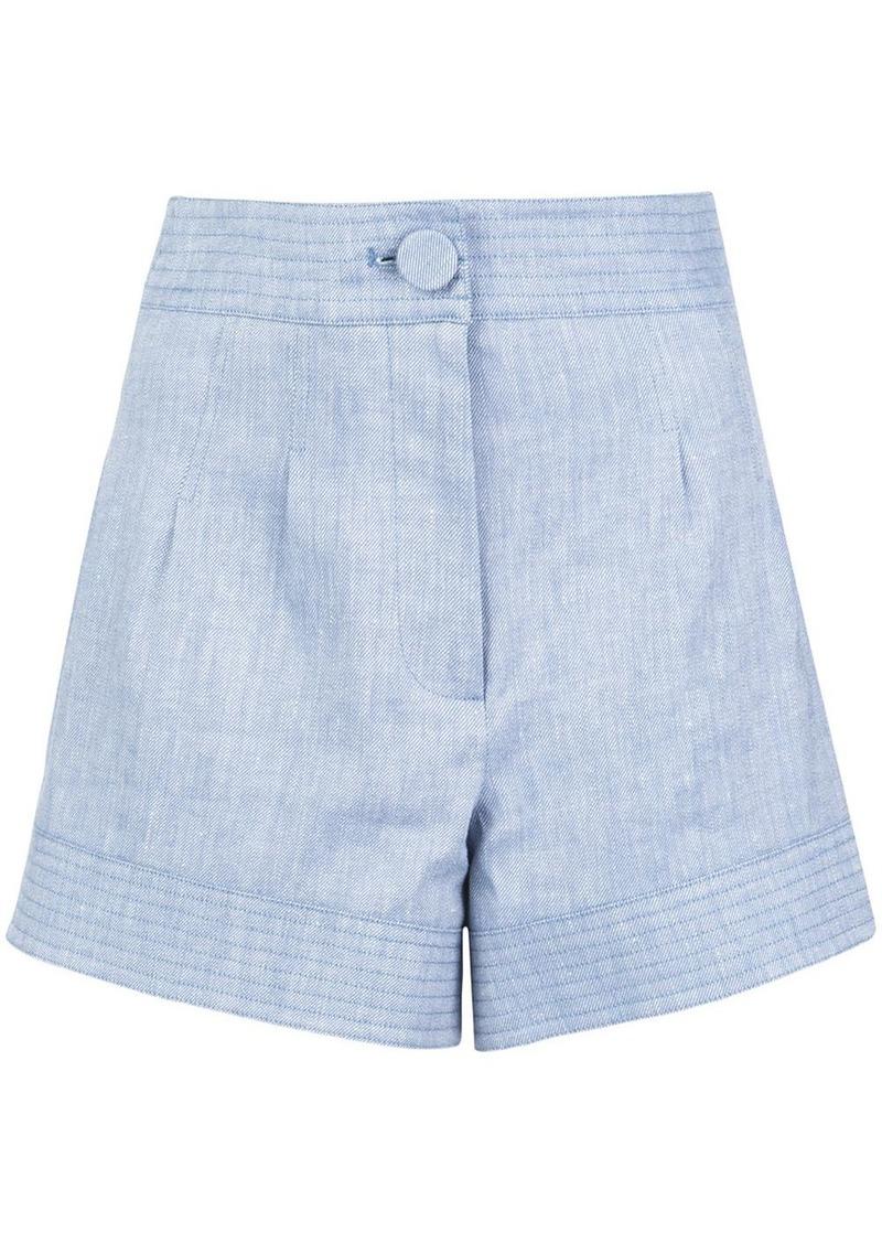 Alexis Garwen tailored shorts