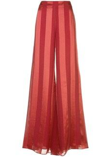 Alexis geometric pattern Sanjit trousers