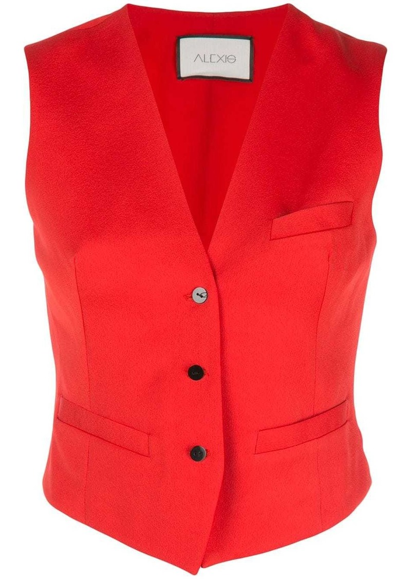 gilet-style vest