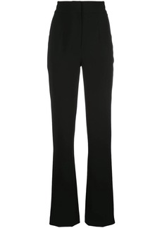 Alexis high-rise tailored trousers