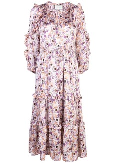 Alexis Isbel floral-print dress