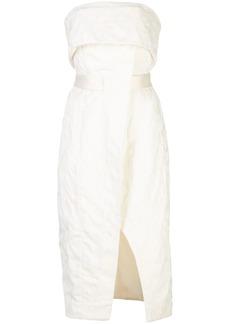 Alexis Isotta jacquard dress
