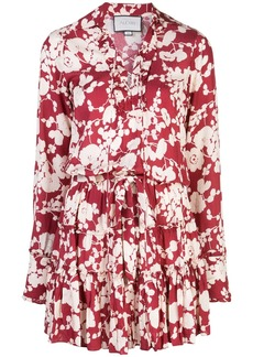 Alexis Jillian floral-print dress