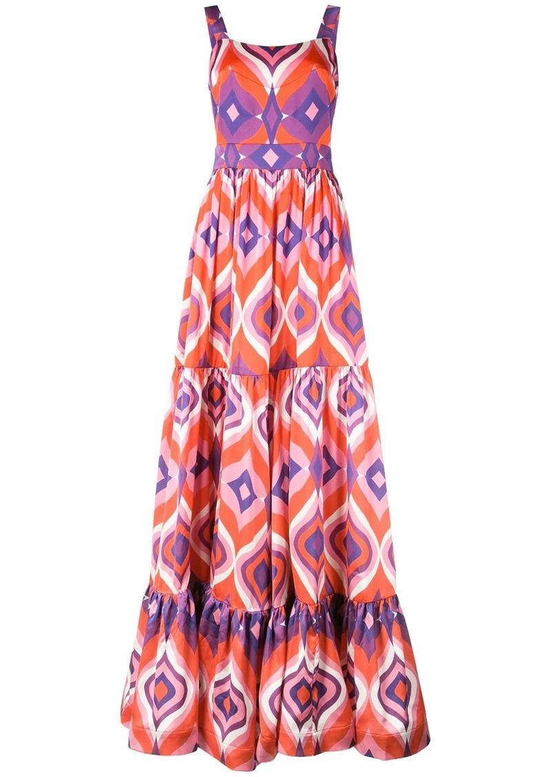 Alexis Jourdan dress