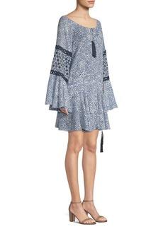 Alexis Lanelle Printed Tunic Dress