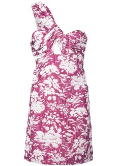 Alexis Livie floral print dress