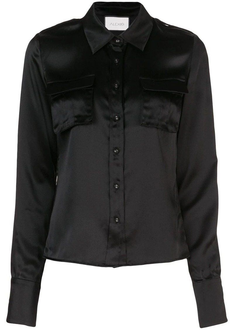 Alexis loose waist blouse