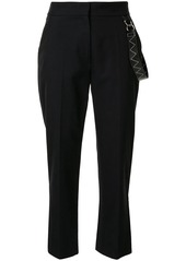 Alexis Lucero slim-fit trousers