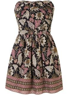 Alexis Malena floral print dress