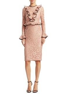 Alexis Mariette Lace Sheath Dress