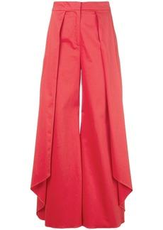 Alexis Osborne Scarlet Red Pants