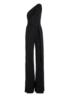 Alexis Parson One-Shoulder Jumpsuit