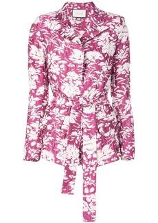 Alexis Raquelle floral print blazer