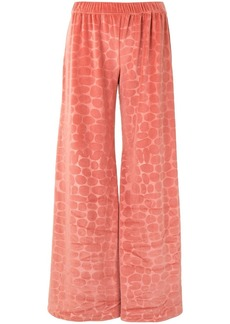 Alexis Reman printed trousers