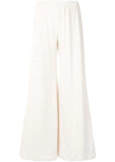 Alexis Reman flared trousers
