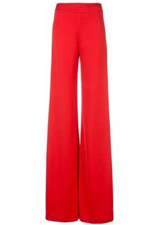 Alexis Roque slit trousers