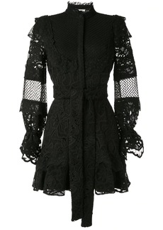Alexis Shanna lace dress