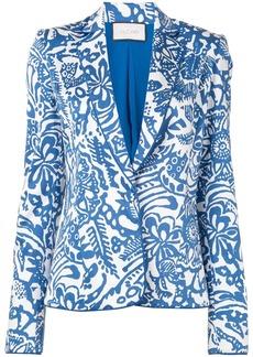 Alexis Tika floral blazer