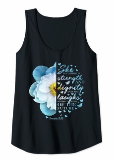Alexis Womens Christian Gifts Her Mom Women Religious Bible Verses Sayings Tank Top