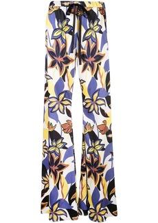 Alexis Zeva wide-leg trousers
