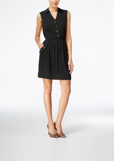 Alfani A-Line Shirtdress, Only at Macy's
