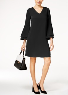 Alfani Bell-Sleeve Dress, Created for Macy's