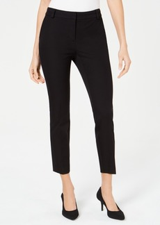 Alfani Petite Bi-Stretch Slim-Leg Pants, Created for Macy's