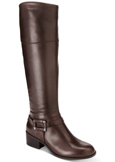 Alfani Biliee Tall Wide-Calf Riding Boots, Only at Macy's Women's Shoes